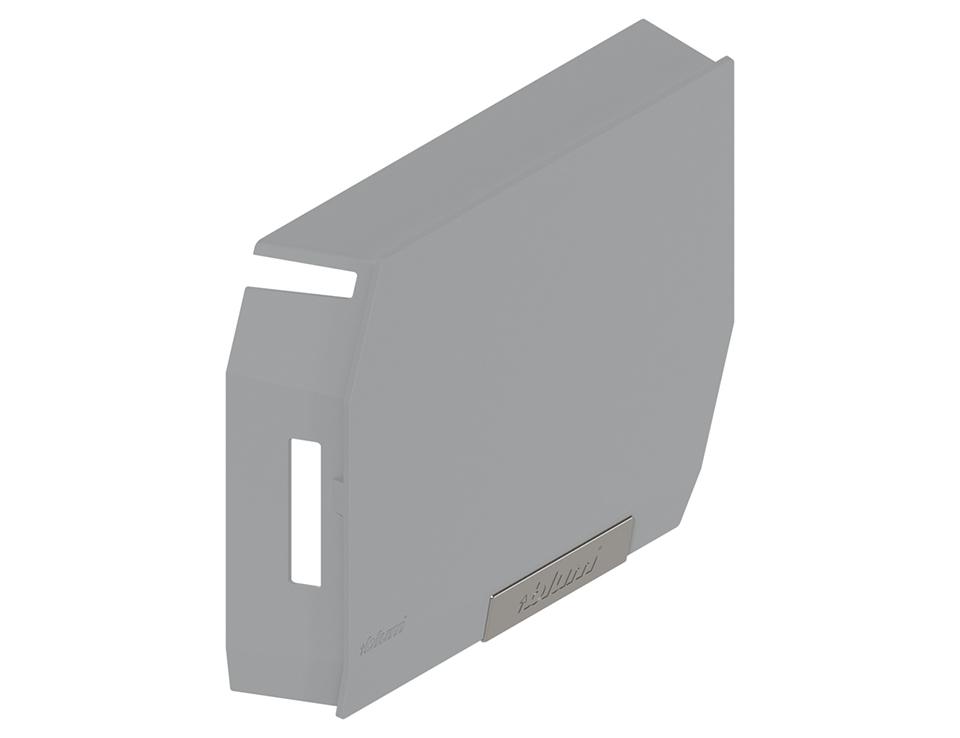 BLUM 20K8A21.21 nová krytka HK-S sivá P