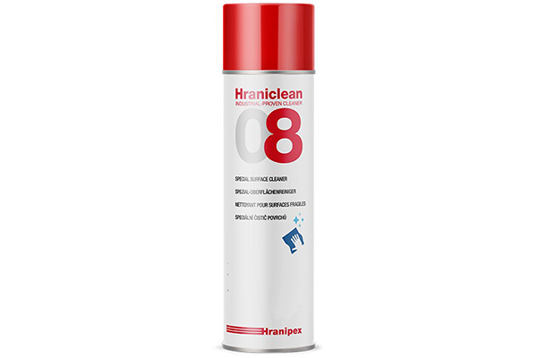 HRANICLEAN 08 ručný čistič (UN 3295) 200ml aerosol