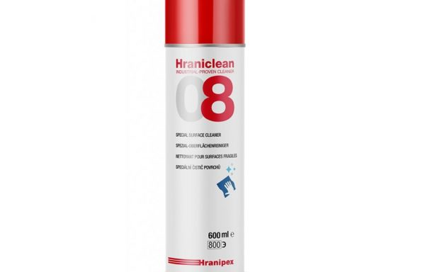 HRANICLEAN 08 ručný čistič (UN 3295) 600ml aerosol