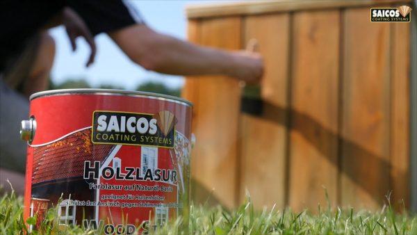 Prírodné oleje a lazúry SAICOS