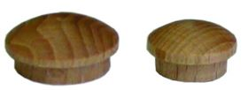 záslepka-viečko s čapom 15mm bor