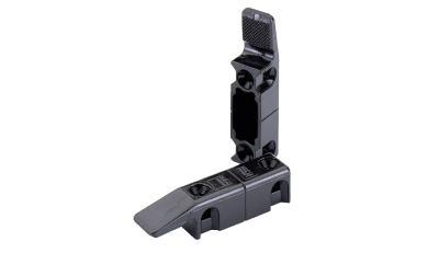 HETTICH 46080 Multi clip čierny plast