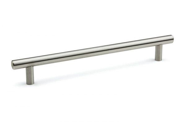 TULIP úchytka Hrazda 12-128/170 imitácia nehrdzavejúcej ocele + skrutky