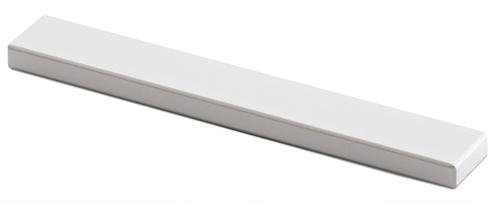 HETTICH 115021 Úchytka STABIA 140/128 mm eloxovaný hliník