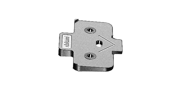 BLUM 171A5010 klínok +5° výška 0,8mm