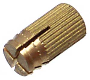 Hmoždinka narážacia BU08-M4x10/5,2mm M