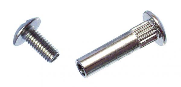 Spojovacie kovanie M4x30 komplet
