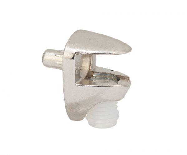 IF- podpera na sklenené police Cobra nikel 5 – 6mm