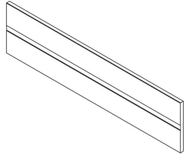 BLUM Z40L777A priečne delenie ANT 900 šedé