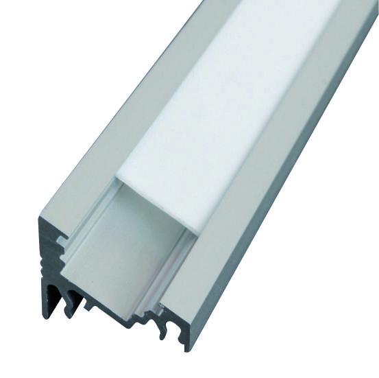 TM-profil LED Corner alu anodovaný 3000mm