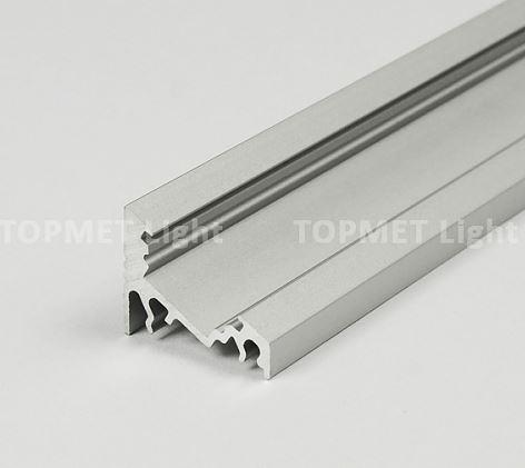 TM-profil LED Corner alu anodovaný 4000mm