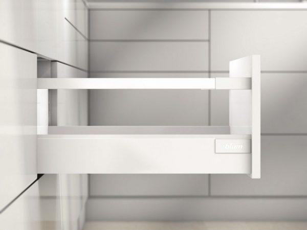 K-BLUM Antaro D 450 mm,30 kg, šedé,vrut, komplet