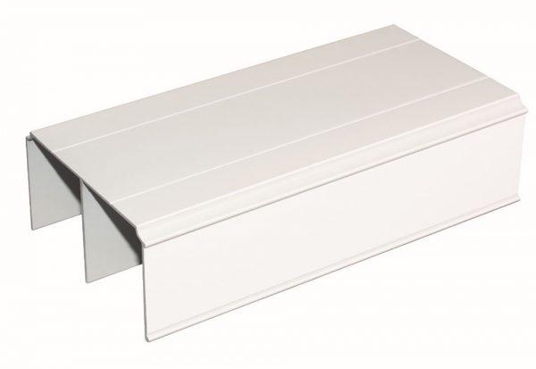 SEVROLL Gemini horné vedenie 1,7m biela lesk