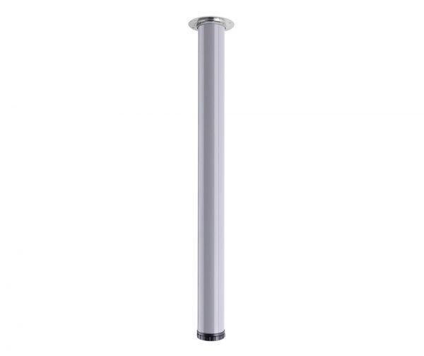 STRONG Stolová noha 710/60mm sivá RAL7004 new