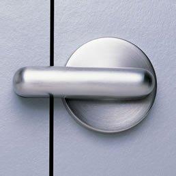 WC Zavírač s indikátorem obsazeno/volno pro lamino 18 mm