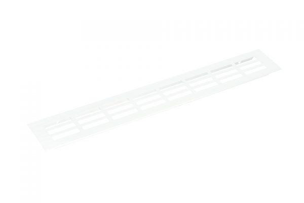 Vetracia mriežka 60/600 biela farba