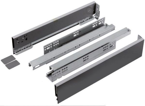 StrongMax 89/450 mm sivý (antracit)