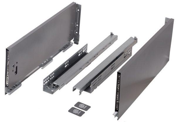 StrongMax 185/500 mm šedý (antracit)