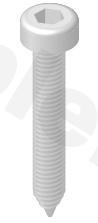 SEVROLL šroubovrut Blue 6,3*45