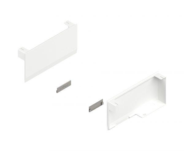 BLUM 22K8000 krytky HK top bez S-D hedvábně bílé