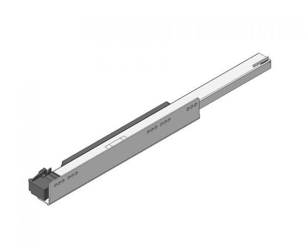 BLUM 750.5001S výsuv Legrabox 500mm/40kg, BLUMOTION, TOB