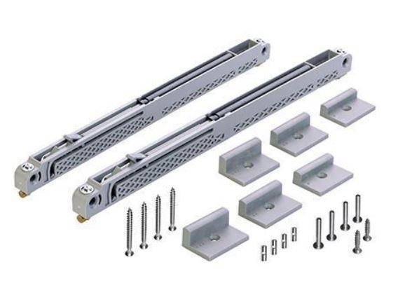 SEVROLL tlmič dorazu Mini SV60 (40-60kg) – 2ks