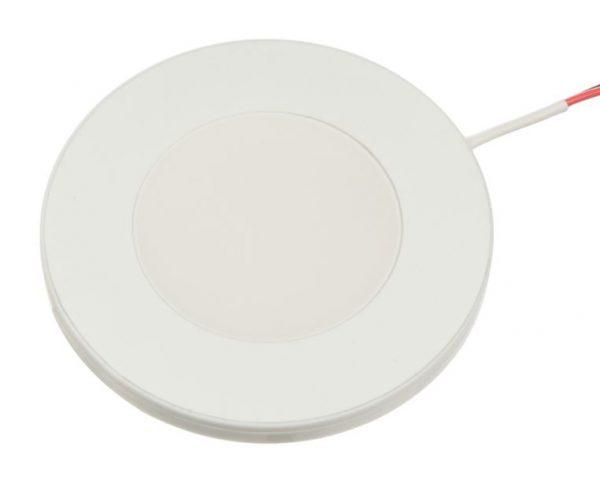 LED bodovka BAILEN 12V 3W bílá bílá neutrální