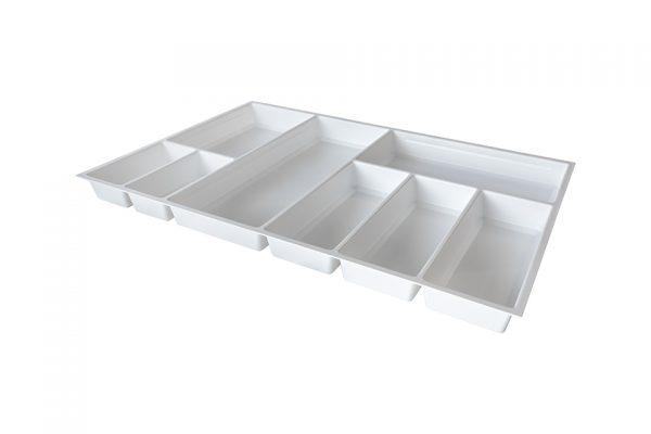 Příborník SKY 500/80 (722 x 474 mm) bílý
