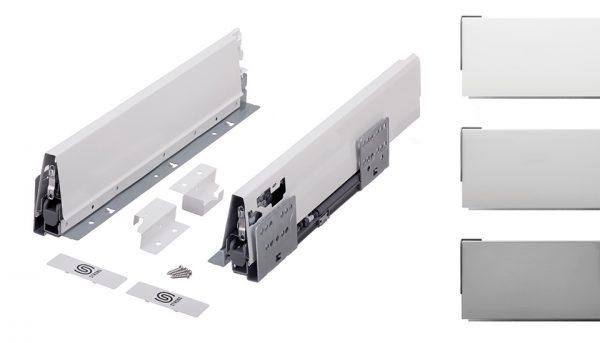 StrongBox H86/400mm farba titan