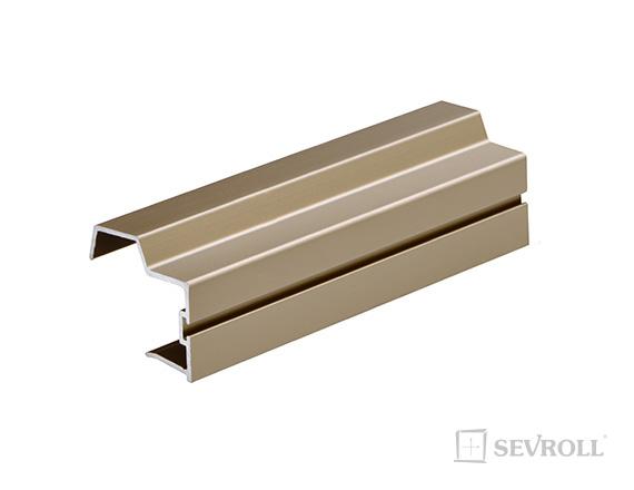 SEVROLL Universal 18 úch.lišta 2,7m oliva