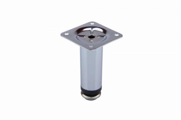Nôžka nábytkováNZ19-100 mm CR matný