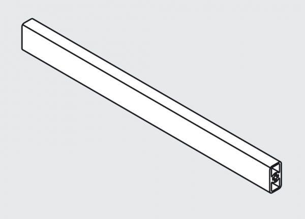 BLUM ZRG.1046Z prieč. reling ANT-IN biely