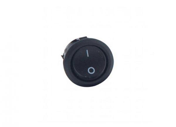 STRONG vypínač kolískový R13 230V 4A čierny