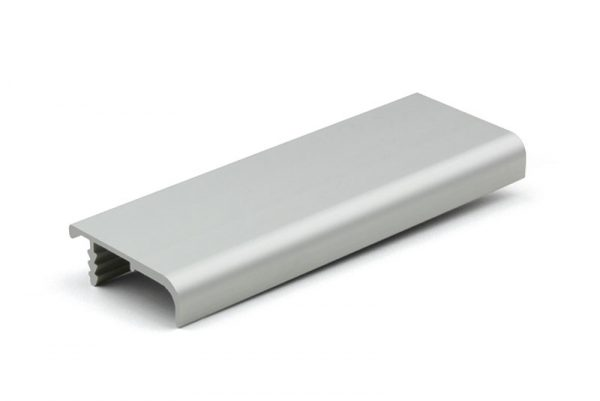 TULIP Úchytka Lungo narážací profil 2950 eloxovaný hliník