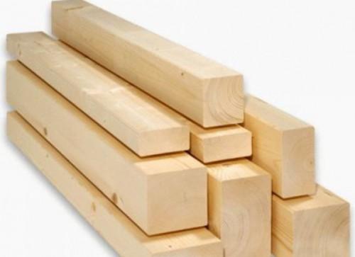 Sušené hoblované hranoly 100×100 1ks=5bm